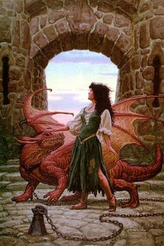 Dragon Riders of Pern- lessa