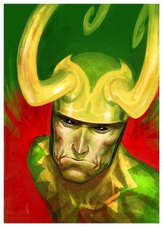 Loki by Christian Nauck