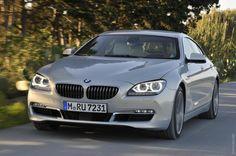2012 BMW 6 Series Gran Coupe