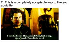 """This is a completely acceptable way to live your adult life. 27 Lessons That Everyone Can Learn From """"Psych"""" Psych Memes, Psych Quotes, Psych Tv, Movie Quotes, Funny Memes, Hilarious, Shawn And Gus, Shawn Spencer, Best Tv Shows"""