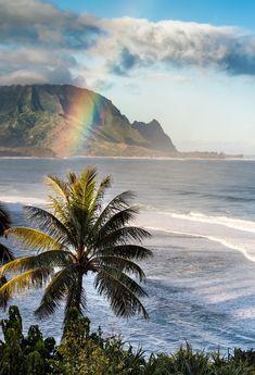 Early morning on Kauai Hawaii [OC] [3242x4752] http://ift.tt/2DCXLLB
