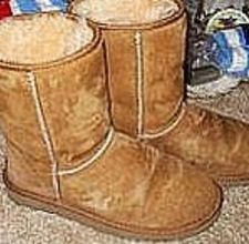 How to clean suede boots such as Uggs