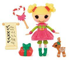 Mini Lalaloopsy - Holly Sleighbells - Christmas 2011 Special Edition
