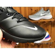 cba1d184927 NIKE AIR MAX 270 PREMIUM AO8283 010 Mens Running Shoes Black Grey Top Deals