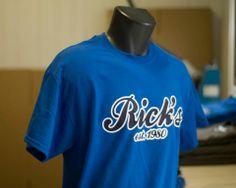 T-Shirts made for Ricks