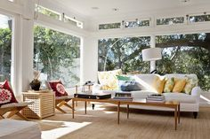 Inside Designer Minnie Mortimer's Brentwood Palace  #refinery29  http://www.refinery29.com/mystyle-minnie-mortimer#slide-6