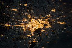 Montreal, Canada by NASA Goddard