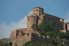 Iglesia Sant Vicenç, Cardona