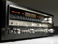 Más tamaños | Pioneer SX 5570 Stereo Receiver | Flickr: ¡Intercambio de fotos!