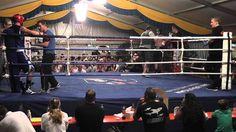 2014-08-01 Simon Kappelsberger erster Boxkampf - Sugambrer Fightclub
