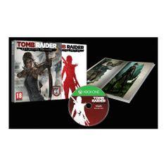 Tomb Raider es un juego de accion aventura, gracias a que explora la intensidad e historia de las primeras aventuras de Lara Croft y su ascenso de una mujer joven a una de las mejores exploradoras y sobreviviente. A Esta aventura ha sido rediseñada por completo para sacar provecho de las consolas de nueva generación. Cómpralo en nuestra tienda en línea:   Walmart.com.mx, Hacemos Clic!