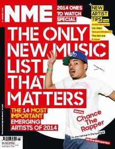 NME Magazine 11 January 2014