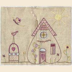 Embroidery - Dans mon coeur n°4