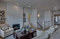 Open main level plan, great for every day living! #Fresco