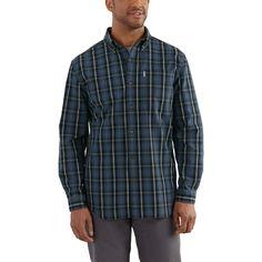 102202 Carhartt Men's Bellevue LS Shirt