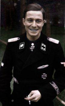 Joachim Peiper of the SS