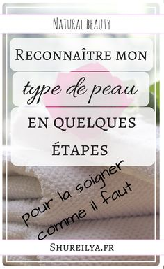 Quel est mon type de peau ? #beautyhacks Maquillage Yeux Cut Crease, Mary Kay, Communication, Place Card Holders, Skin Care, Makeup, Cards, Massage, Facebook