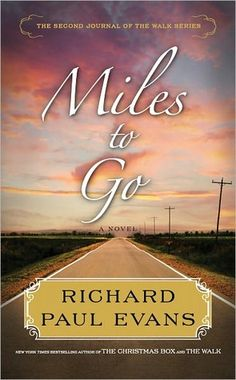 This is the second in the Walk series by Richard Paul Evans - great book!