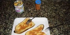 Banana microondas (simples)