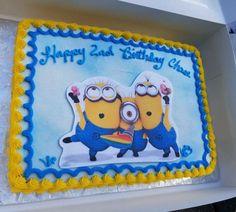 Chase's birthday cake!