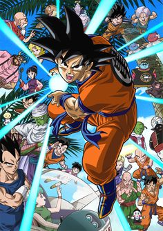 Yo! Son Goku and his Friends Return!!   Dragon Ball Z 2008 OVA Special