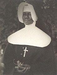 NUN. Sister Mary Paul Lewis, New Orleans, Doris Ulmann, December 1931