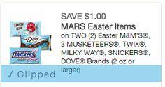 M&M's (8-12.6oz) for $1.50 a Bag through 03-18 at CVS