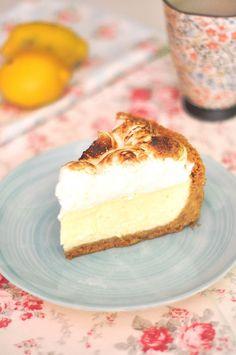 OBSESIÓN CUPCAKE: Cheesecake de Limón y Merengue