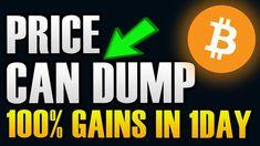 Bitcoin Cryptocurrency, Bitcoin Price, Gain