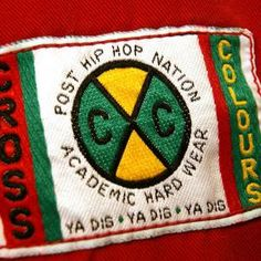 Pinner: cross colours...if you don't know what this is...you ain't hip hop!! HA!