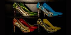 #Geek | Harry Potter shoes