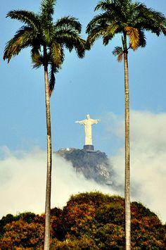 The Christ of Rio de Janeiro, Brazil // #travel #photography