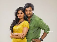 Kalaiyarasan and Reshmi Menon in Urumeen Tamil Movie (2)