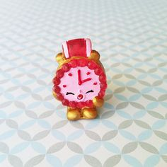 Handmade TICKY TOCK Inspired Limited Edition by PolinaCreationsCom