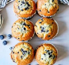 The Best Easy Blueberry Muffins Recipe - Sweet Cs Designs The Best Easy Jumbo Blueberry Muffins Recipe Jumbo Blueberry Muffin Recipe, Keto Muffin Recipe, Homemade Blueberry Muffins, Simple Muffin Recipe, Blueberry Recipes, Whole Wheat Blueberry Muffins, Recipe For Jumbo Muffins, Costco Muffin Recipe, Blueberries Muffins
