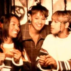 """TLC  Taken from the """"Creep"""" Video"""