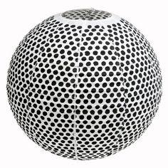 arabesque lampe conique en papier japonais petit mod le. Black Bedroom Furniture Sets. Home Design Ideas