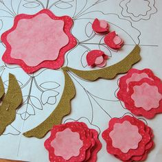 Applique methods