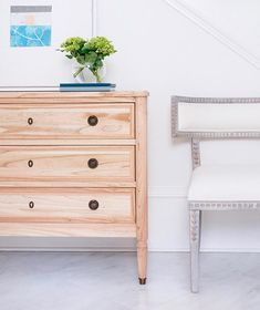 Ave Home (@ave_home) • Instagram photos and videos Long A, Side Chairs, Summertime, Dresser, Storage, Furniture, Videos, Photos, Home Decor