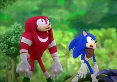 (Sonic Boom: Episode 25 - Into the Wilderness)