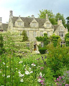 Barnsley House, Cotswolds, England