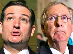 (Breitbart) – Sen. Ted Cruz blasted Majority LeaderSen. Mitch McConnell (R-KY)from the Senate floor last nightand has been expressing his displeasure with Senate Majority Leader Mitch McConnell for some time. Now it appears as though the Republican base is joining Cruz in his displeasure with McConnell, who is often seen as a weak leader by ...