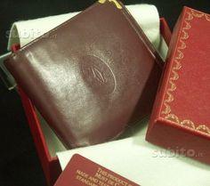 Porta carte di credito must de cartier - Abbigliamento e Accessori In vendita a Bologna