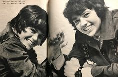 donny and jay The Great Oz, Osmond Family, The Osmonds, Donny Osmond, Family Boards, Hyde, Puppy Love, Jay, Lovely Things
