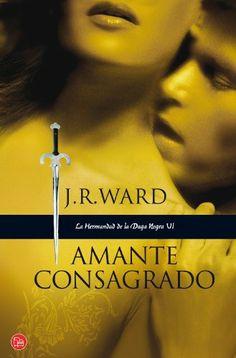 Amante consagrado - La Hermandad De La Daga Negra (Libro 6)