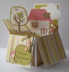 New Home! by Alina44 - Cards and Paper Crafts at Splitcoaststampers