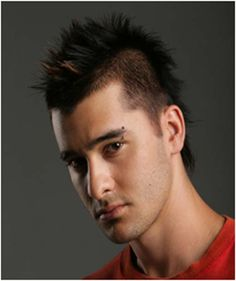 Mohawk hairstyle includes some beautiful and unique hairstyles.