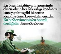 #Che Ernesto Che Guevara, Faith In Humanity, Revolution, How Are You Feeling, Feelings, Memes, Istanbul, Quotes, Quotations