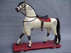 Restoration - Custom Carved Horses
