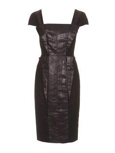 Kleid 125  Burda 11/2012